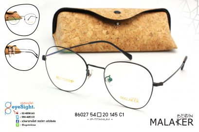 glasses MALAKER 86027 54[]20-145 C1